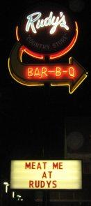 Rudy's BBQ, Austin