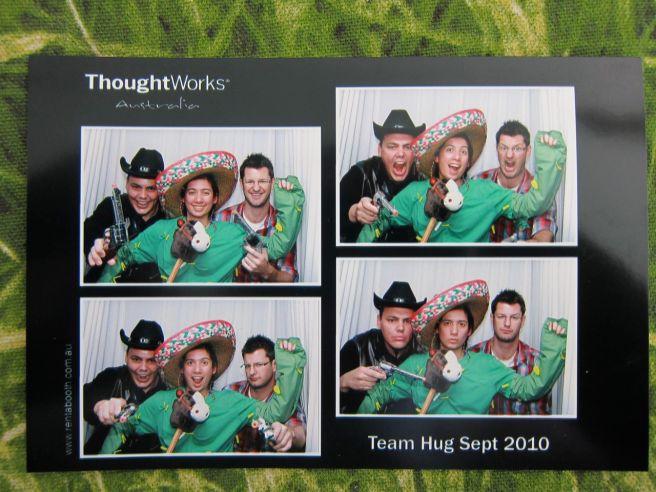 Thoughtworks Team Hug - September 2010 - Rutherford Park, Victoria - 20