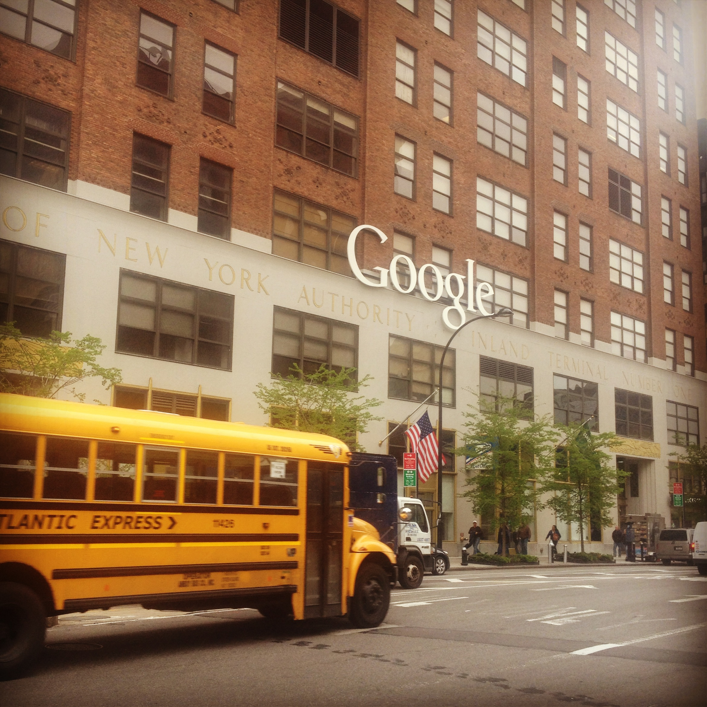 Google NYC Office
