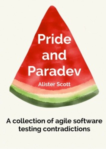 pride and paradev cover