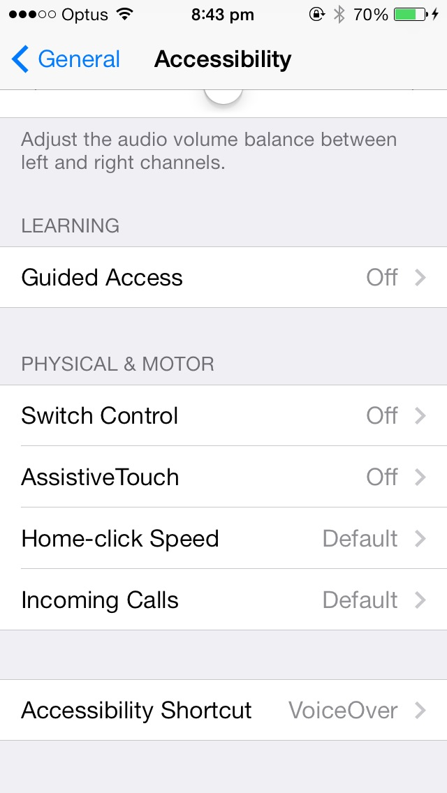 Tips for testing iOS app accessibility using VoiceOver