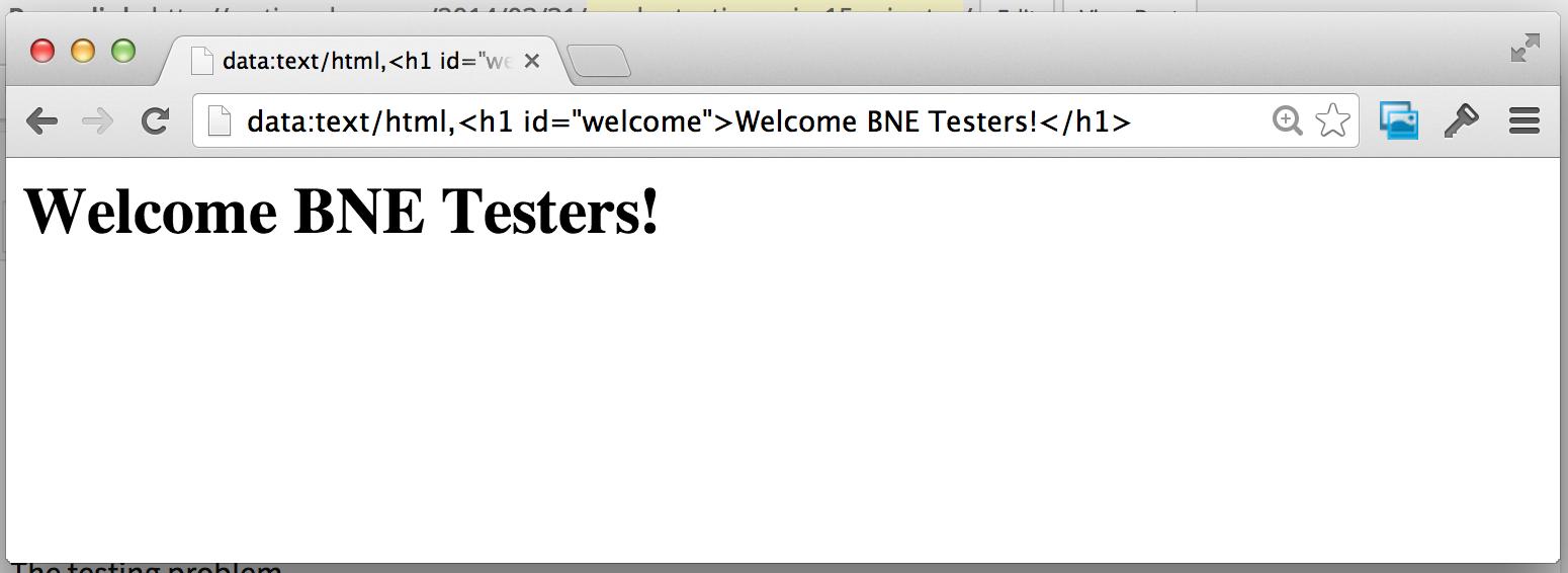 A ruby testing framework, from scratch, in 15 minutes – WatirMelon