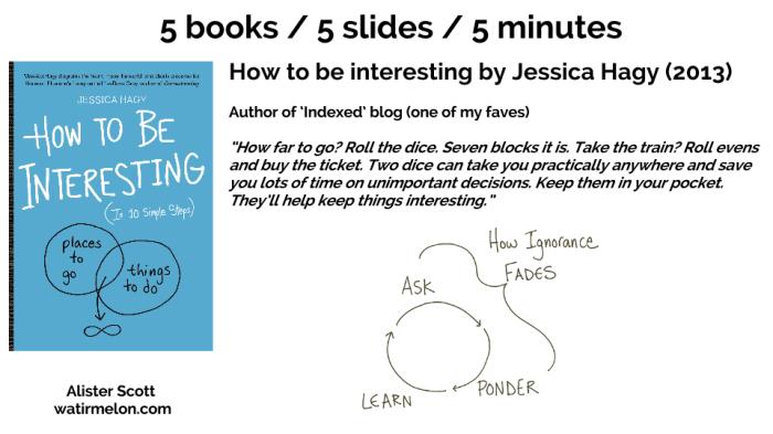 5 books - 5 slides - 5 minutes (1)