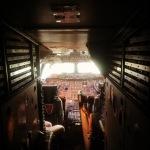 Inside a Concorde