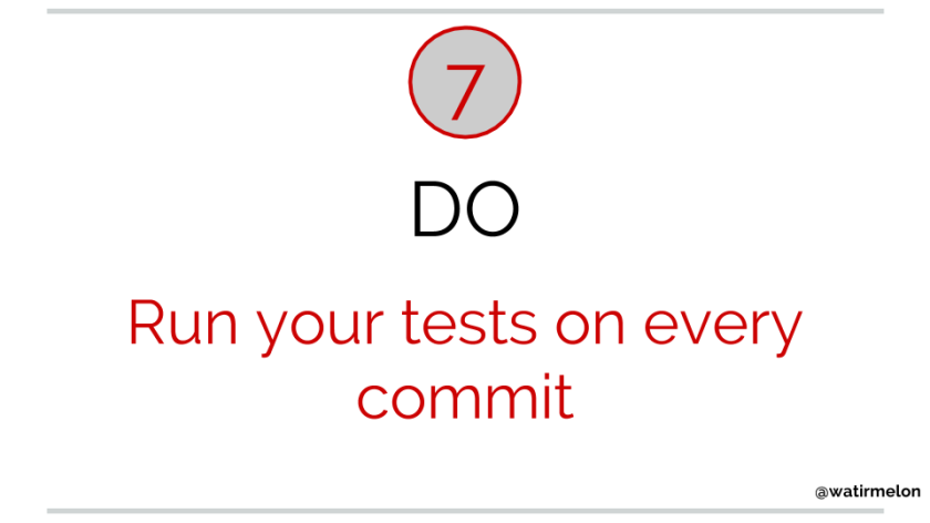 10 do's of automated acceptance testing(13)